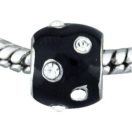 Bling Swarovski Crystal Bead Fits Pandora Charm