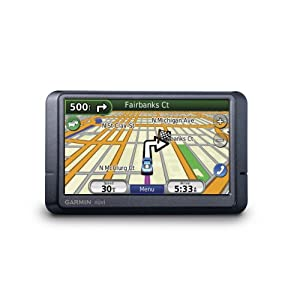 Garmin nvi 265W/265WT 4.3-Inch Widescreen Bluetooth Portable GPS Navigator with Traffic