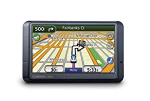 Garmin Nvi 265with 265wt 4.3-inch Widescreen Bluetooth Portable Gps Navigator With Traffic