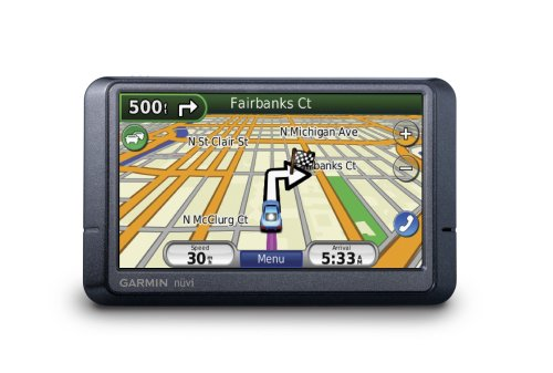 Garmin nüvi 265W/265WT 4.3-Inch Widescreen Bluetooth Portable GPS Navigator with Traffic