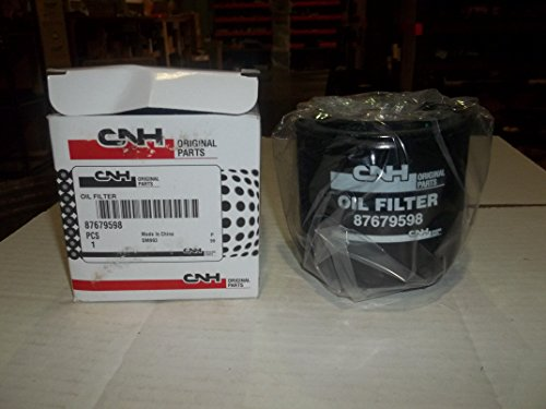 New Holland Engine Oil Filter - 87679598 (New Holland Tractor Engine Parts compare prices)