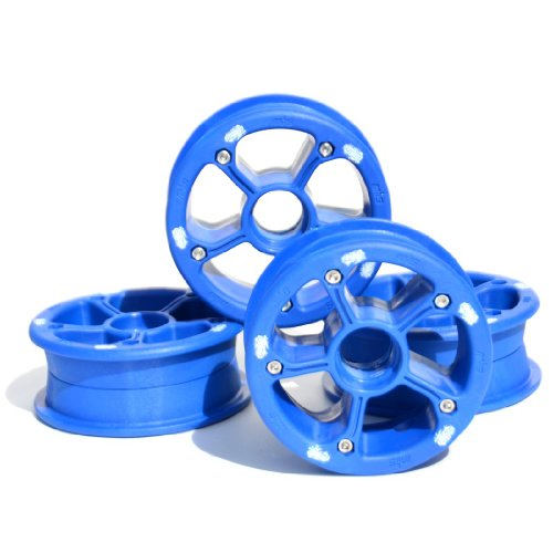 MBS Rock Star II Hub Set (4) - Blue