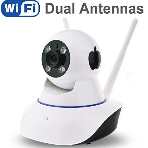 XA-Q5A 1080P Super HD IP CAMERA Wireless IP Alarm Camera,Pan/Tilt ...