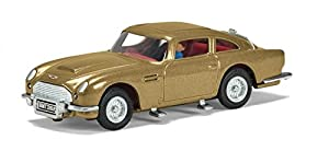 Corgi James Bond Aston Martin DB5 Goldfinger 50th Anniversary GOLD CC04203G