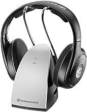 Comprar Sennheiser RS 120 II - Auriculares de diadema abiertos inalámbricos, negro y plata
