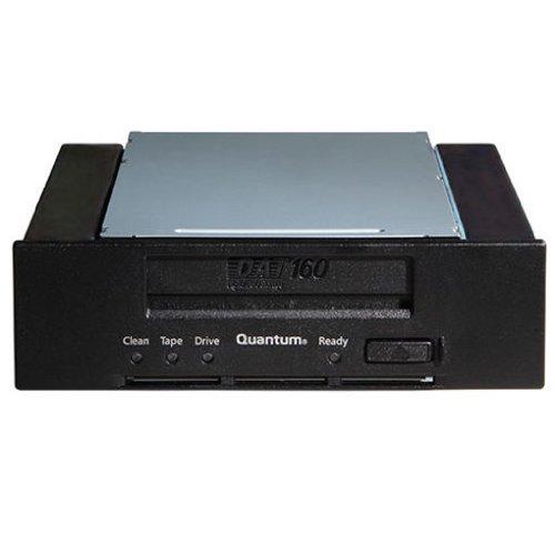 Quantum CD160UH-SB DAT-160 USB 2.0 Half Height 5.25 inch Internal Tape Drive - Black