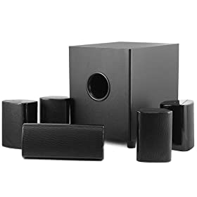 OSD Audio 5.1 Home Theatre Indoor / Outdoor Satellite Speaker System