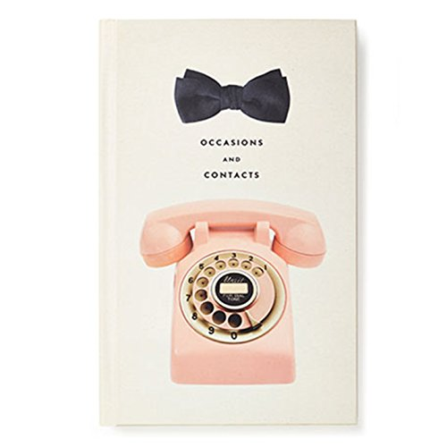 Kate Spade New York Occassions and Contacts Address Book