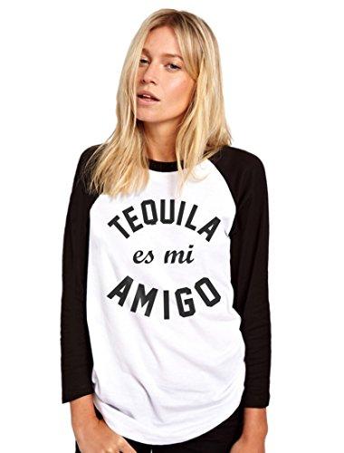 tequilla-es-mi-amigo-womens-baseball-top-patron-tequila-tequila-gift-tequila-lover-tequila-gift-set-
