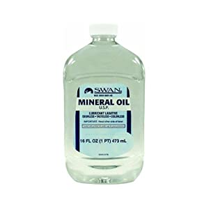 Vi-Jon Inc. S0883 Mineral Oil 16 oz