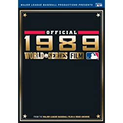Official 1989 World Series Film