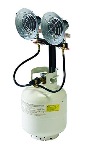 Texsport Bulk Tank Double Propane Heater (Dual Propane Heater compare prices)