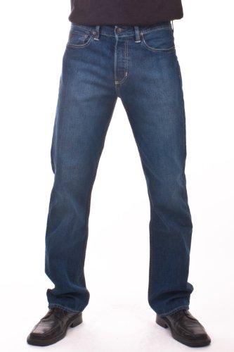 Polo Ralph Lauren men's Jeans Blue 4662127STRAI, Größe:W36/L34