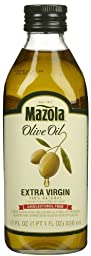 Mazola 100% Natural Extra Virgin Olive Oil, 17 Ounce