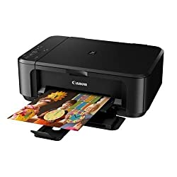 Canon PIXMA MG3522 Wireless Inkjet Photo All-in-One Printer *Print *Copy *Scan (NO INK INCLUDED)