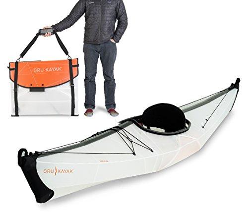 Oru Kayak BayST Folding Portable Lightweight Kayak – High Performance for