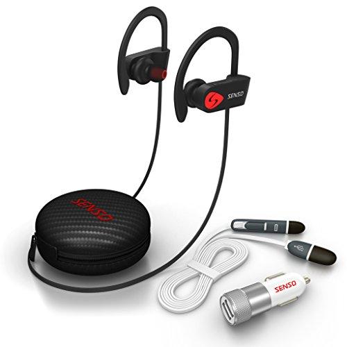 Bluetooth headphones zealot - senso activbuds bluetooth headphones