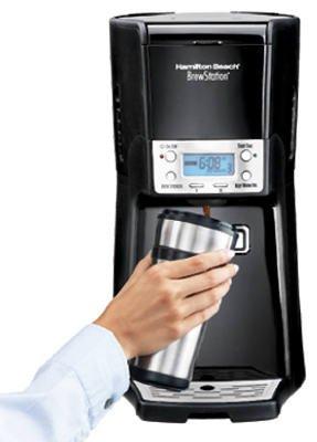 Hamilton Beach Brands 48463 12-Cup Black Brewstation Coffeemaker - Quantity 2