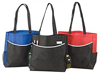 Business Tote, Black