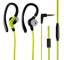 buy Aquabuds H2O Collection Athletic Waterproof Up To 30 Ft (Ipx-7) Tangle Free Earbuds (Green)