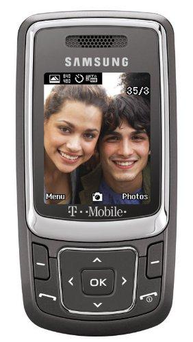 Samsung t239 Prepaid Phone, Charcoal (T-Mobile)