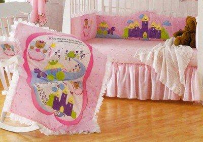 Fairy Tales 4 Piece Crib Set front-785673