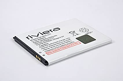 Riviera 2500mAh Battery (For Micromax A77)