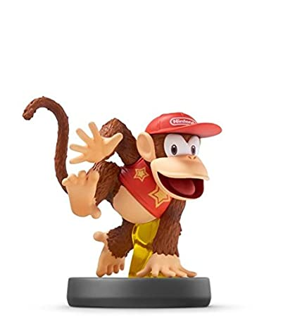 Nintendo amiibo Super Smash Bros. - Diddy Kong (Nintendo Wii U/3DS)