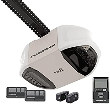 Chamberlain PD762EV 3/4-HP Chain Drive Garage Door Opener