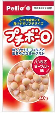 プチボーロ いちごヨーグルト味 40g