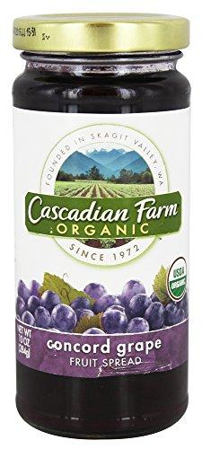 Cascadian Farm - Organic Fruit Spread Concord