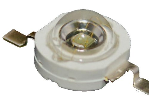10Pcs 1W Uv Purple Ultra Violet High Power 1Watt Led 395-405Nm Light Lamp Bead B