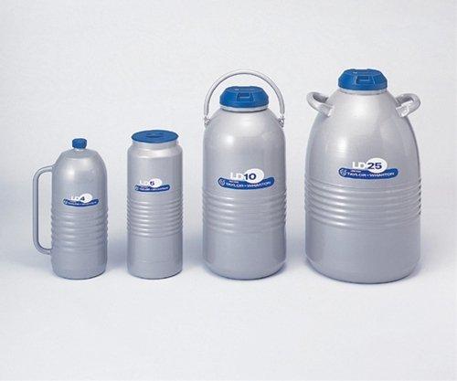 液体窒素用デュワー瓶 4LD