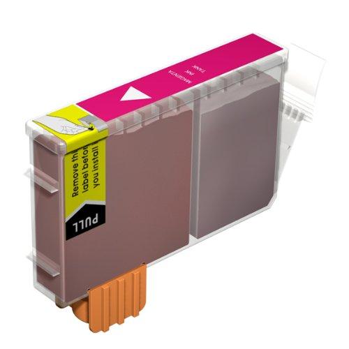 1x Kompatible Druckerpatrone - Ersatz für BCI-6M / BCI-3EM - Magenta- Hohe Kapazität - Canon BJC-3000 BJC-6000 BJC-6100 BJC-6200 BJC-6500 BJC-8200 BJI-6500 BJI-9100 I550 I550X i560 I560X I6500 I850 I860 i865 i905D i9100 i950 i965 i990 i9950 MPC400 MPC600F MP-F50 MP-F60 MP-F80 S400 S400X S450 S4500 S500 S520 S530d S600 S630 S6300 S750 S800 S820 S820d S830D S900 S9000 Imageclass MP700 Photo MP730 MPC100 MultiPass C150 Pixma iP3000 iP4000R MP750 MP760 Smartbase MP780
