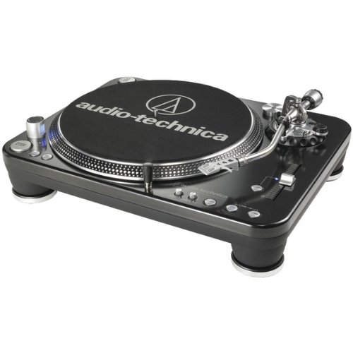 AUDIO TECHNICA AT-LP1240-USB Professional DJ Turntable