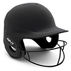 RIP-IT Fit Softball Batting Helmet with Vision Pro by Rip-It
