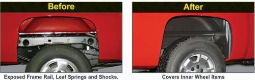 Rugged Liner WWF15004 Wheel Liner