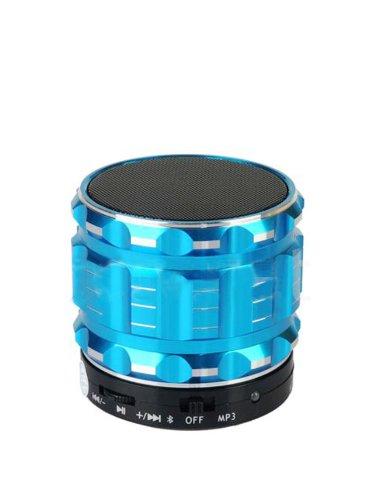 Coluub Bluetooth Speaker Color Blue