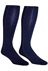 "Maxit 102323309 M-Soxx Thermal Sock, 20"" Length x 4-1/4"" Width x 1/8"" Height, Navy (1 Pair)"