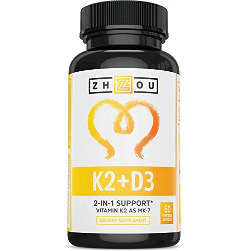 Vitamin-K2-MK7-with-D3-Supplement-Vitamin-D-K-Complex-for-Strong-Bones-and-a-Healthy-Heart-5000-IU-of-Vitamin-D3-90-mcg-of-Vitamin-K2-MK-7-60-Small-Easy-to-Swallow-Vegetable-Capsules