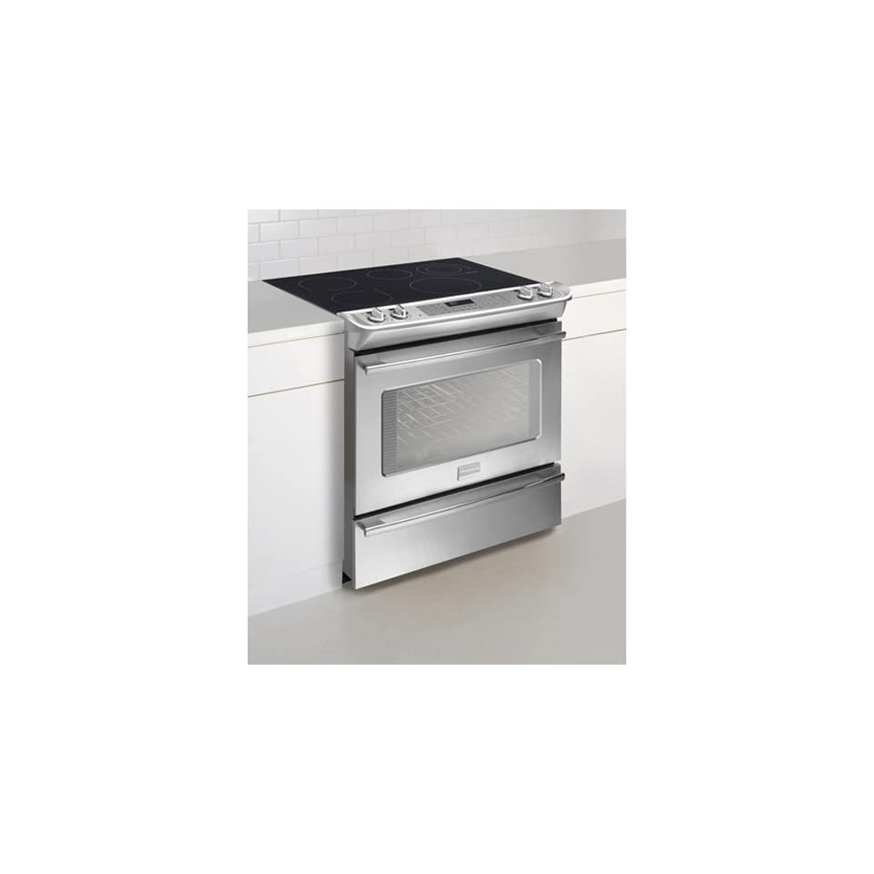 Frigidaire FPES3085KF 30 In. Stainless Steel Electric Range