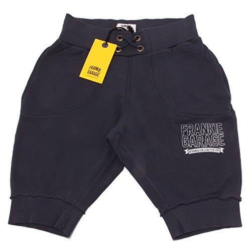 9797P bermuda tuta FRANKIE GARAGE blu pantalone corto short men [S]