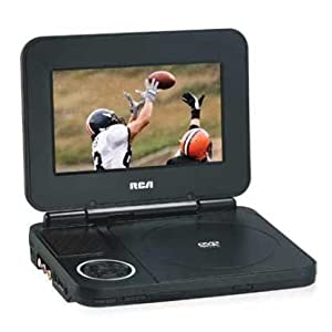 "Amazon.com: RCA Portable DVD Player with 7"" Screen ..."