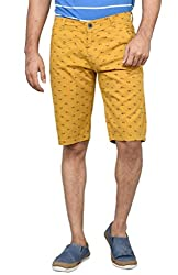 Clickroo Orange Royal Slavo Chino Short