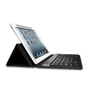 Kensington KeyFolio Expert Multi-Angle Folio and Bluetooth Keyboard Case for iPad 1, 2, and New iPad (K39561US)