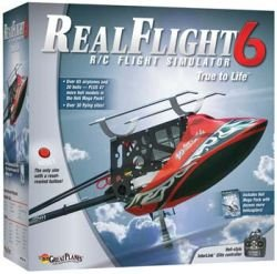 Great Planes Realflight G6 W/helicopter Megapack Mode 2