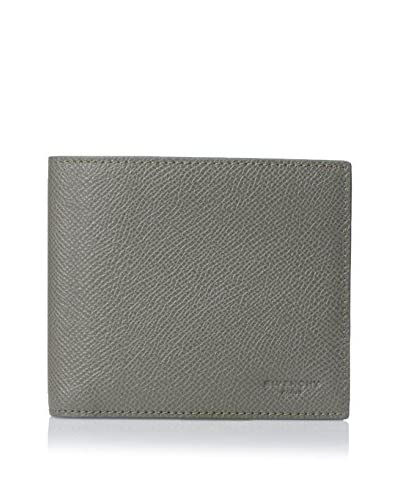 Givenchy Men's Bifold Wallet, Grey
