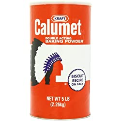Calumet Baking Powder, 5-Pound Container