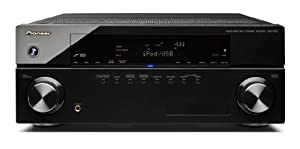 Pioneer VSX-1120-K 7.1 Home Theater Receiver (Discontinued by Manufacturer)