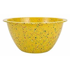 Yellow Extra Large Melamine Bowl 1530 5160